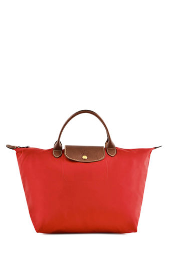 Longchamp Le pliage Handbag Red
