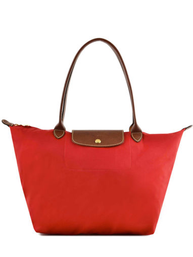 Longchamp Le pliage Hobo bag Red