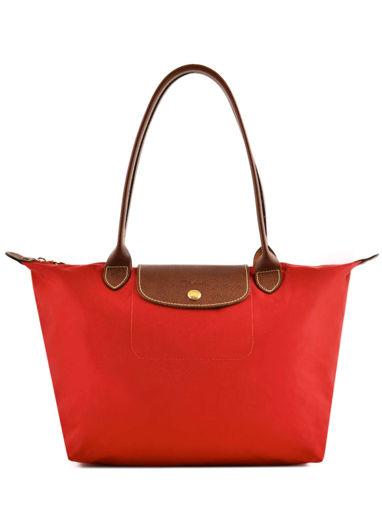 Sac Longchamps Rouge