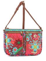 Shoulder Bag Kaitlin Desigual Multicolor kaitlin 71X9EX2