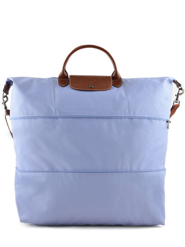 Longchamp Le pliage Travel bag Blue