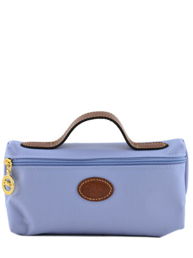 Longchamp Le pliage Clutch Blue