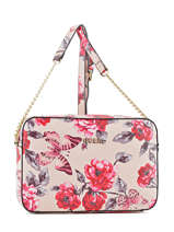Shoulder Bag Isabeau Guess Pink isabeau ISAFP714