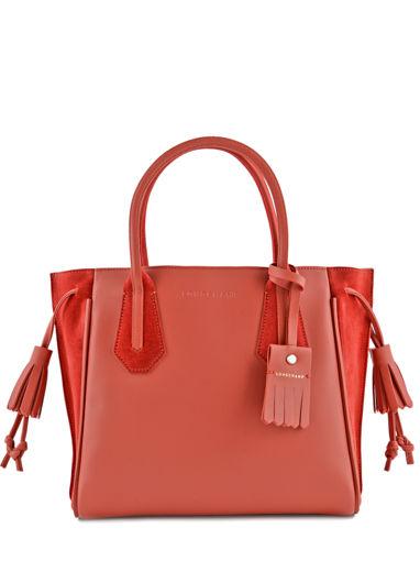 Longchamp PÉNÉLOPE FANTAISIE Sac porté main Rouge