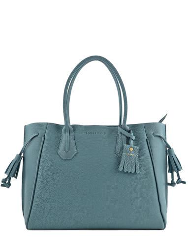 Longchamp Pénélope Messenger bag Blue
