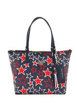 Sac Porte Epaule Love Tommy Tommy hilfiger Blue love tommy AW04067