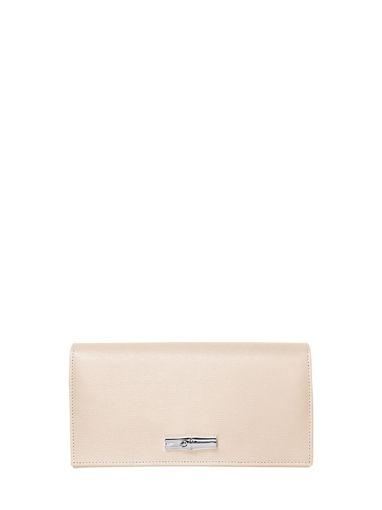 Longchamp Portefeuille Beige