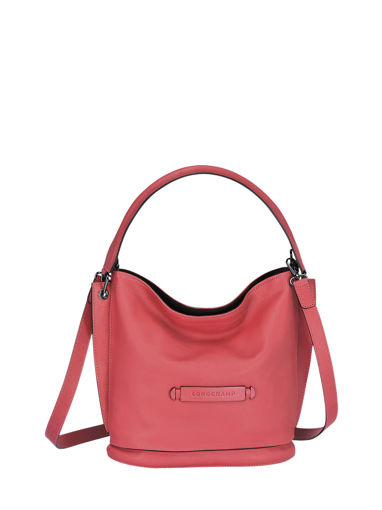 Longchamp Longchamp 3d Messenger bag Red