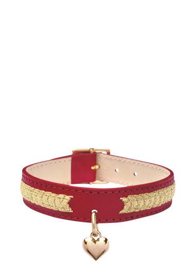 Longchamp Bijoux Rouge