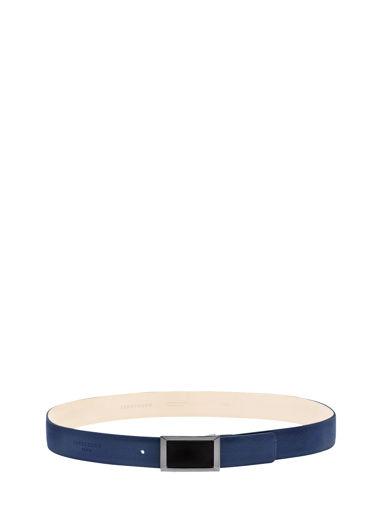 Longchamp RACING + Ceinture Bleu