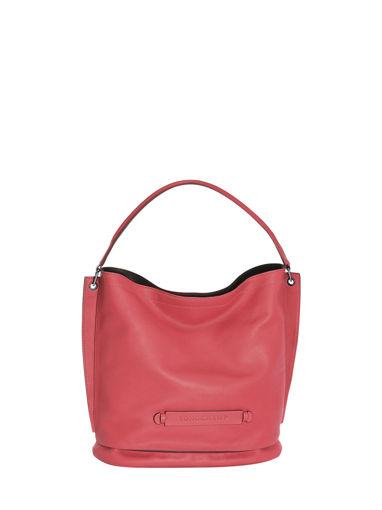 Longchamp Longchamp 3d Hobo bag Red