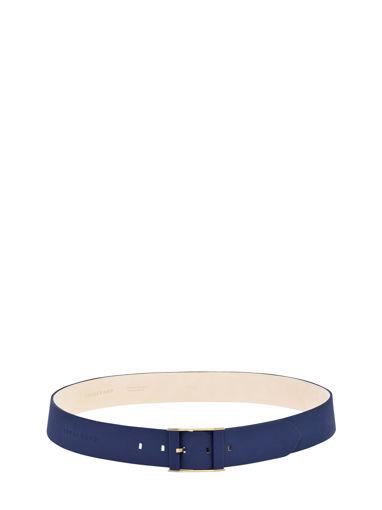 Longchamp Ceinture Bleu