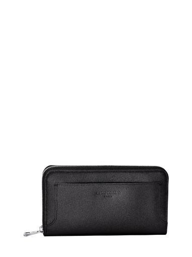 Longchamp Portefeuille Noir