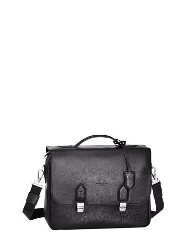 Longchamp Briefcase Black