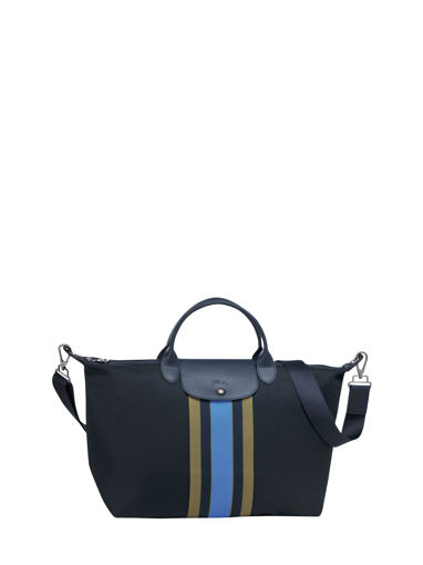 Longchamp Besace Bleu
