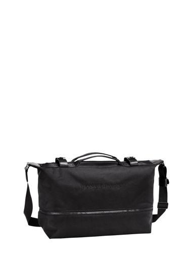Longchamp Sac de voyage Noir