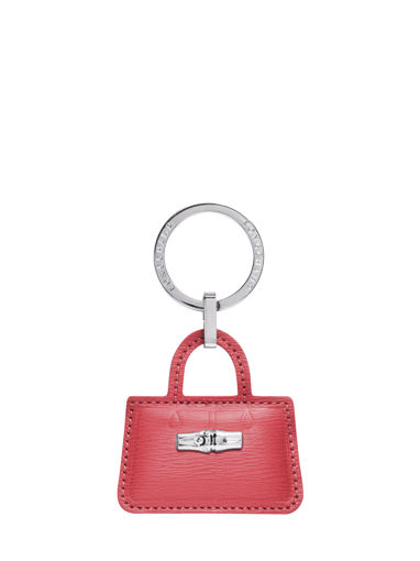 Longchamp Key rings Red