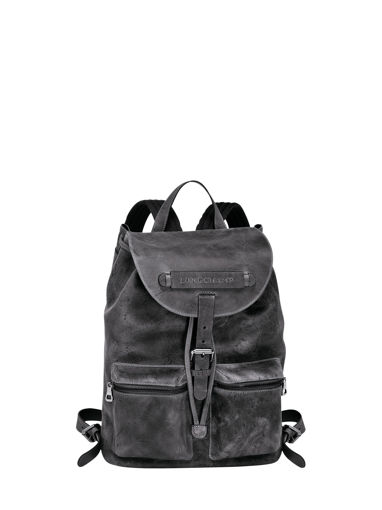 Longchamp Backpack Gray