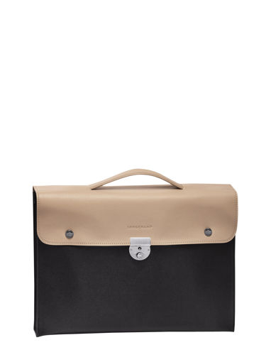 Longchamp Serviette Beige