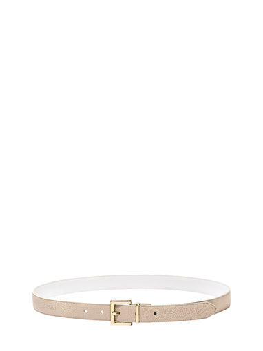 Longchamp Le Foulonné City Belts Beige