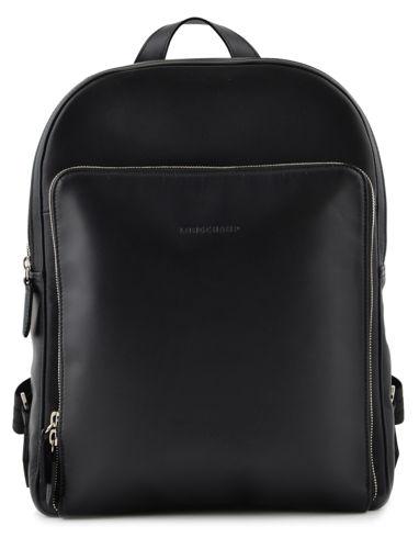 Longchamp Sac à dos Noir