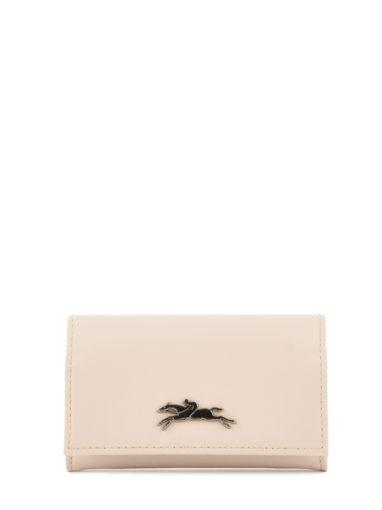 Longchamp Honoré 404 Coin purse Beige