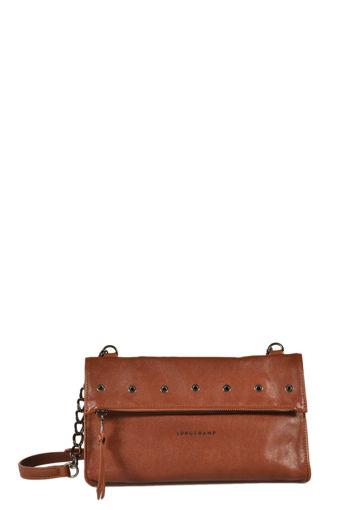 Longchamp Messenger bag Brown