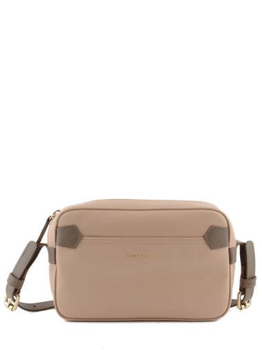 Longchamp Longchamp 2.0 Messenger bag Beige