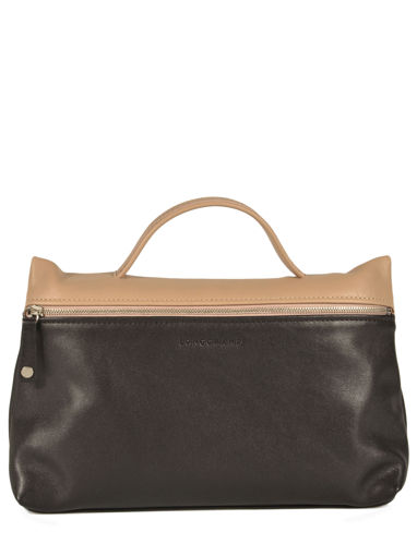 Longchamp Clutch Beige