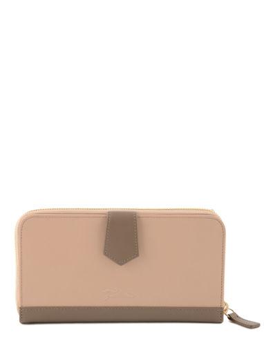 Longchamp Longchamp 2.0 Wallet Beige