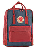 Sac A Dos 1 Compartiment Fjall raven Red kanken 23510