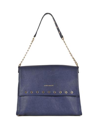 Longchamp Paris Rocks Hobo bag Blue
