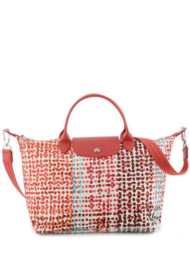 Longchamp Handbag Red