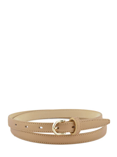 Longchamp Honoré 404 Belts Gold