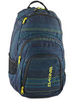Backpack 1 Compartment + 14'' Pc Dakine Blue street packs 8130-056