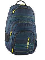 Sac à Dos 1 Compartiment + Pc 14'' Dakine Bleu street packs 8130-056