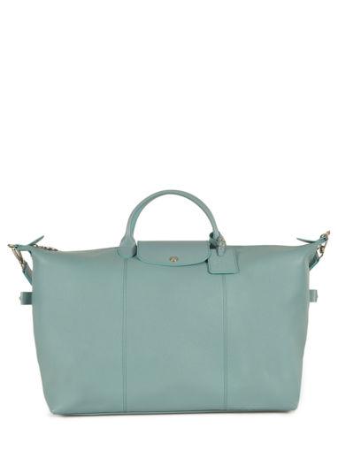 Longchamp LE FOULONNÉ BICOLORE Travel bag Blue