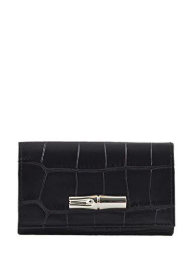 Longchamp Coin purse Black