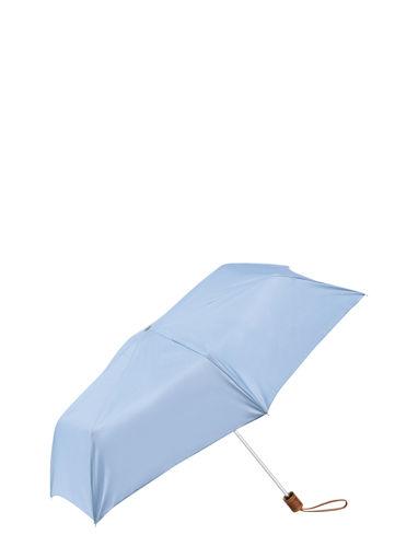 Longchamp Le pliage Umbrella Blue
