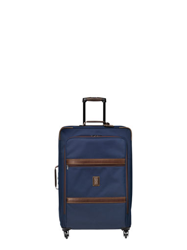 Longchamp Boxford Valise à roulettes Bleu