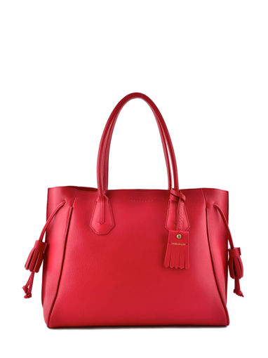 Longchamp Pénélope Messenger bag Red