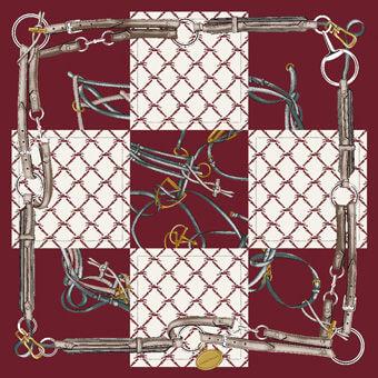 Longchamp Autres lignes Foulard Rouge