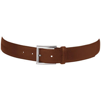 Longchamp Veau foulonné Belts Brown
