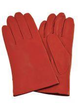 Gloves Isotoner Red gant 68285