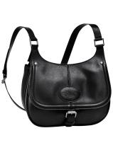 Longchamp Mystery Messenger bag Black