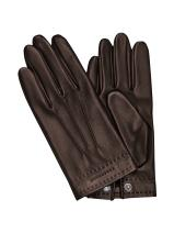 Longchamp Le foulonné Gloves Brown