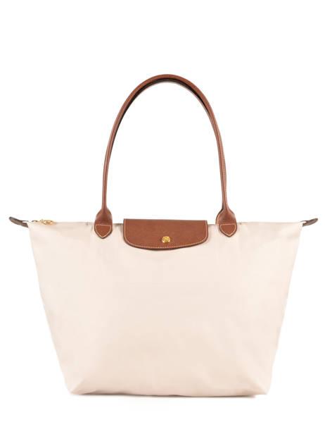 Longchamp Le pliage Hobo bag Beige