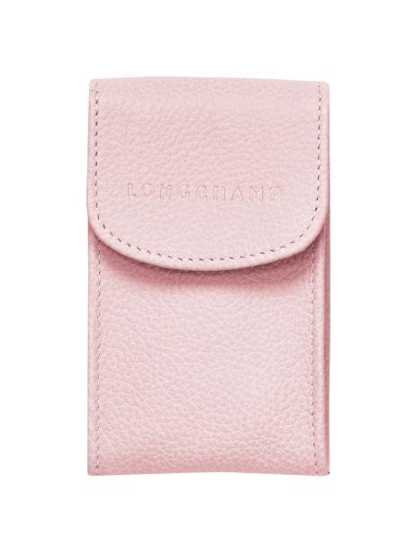 Longchamp Le foulonné Porte clés Rose