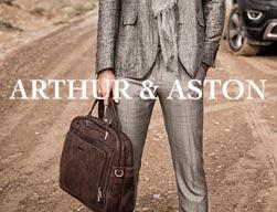 Portefeuille et sac Arthur et Aston