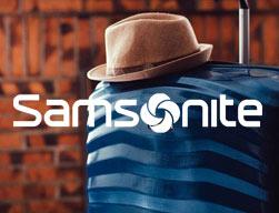 bagages samsonite